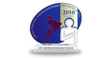 Gran Prêmio Empreendedores do Mercosul (2010)  - Menção Honrosa a Assis Chateaubriand